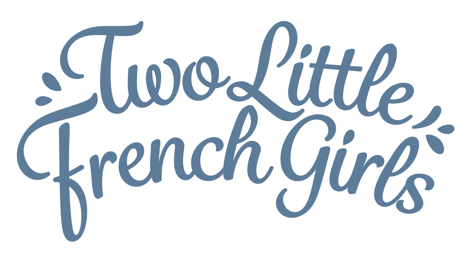 Two Little French Girls